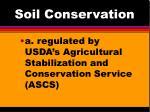 soil conservation6