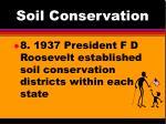 soil conservation7