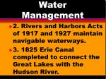water management1