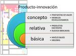 producto innovaci n