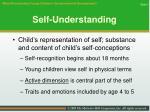 self understanding