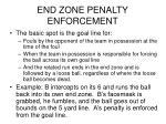 end zone penalty enforcement17