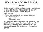 fouls on scoring plays 8 2 2
