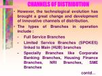 channels of distribution80