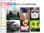 el producto y la publicidad68