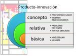 producto innovaci n
