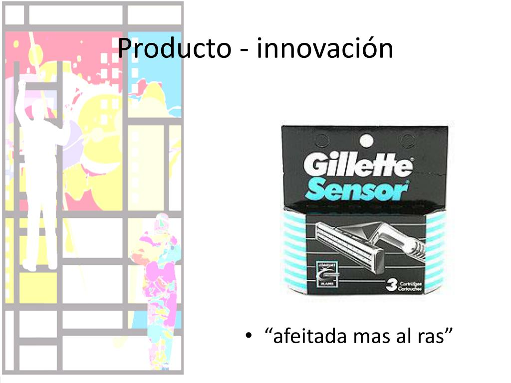 Producto - innovación