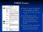 firm zones