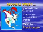 moving west25