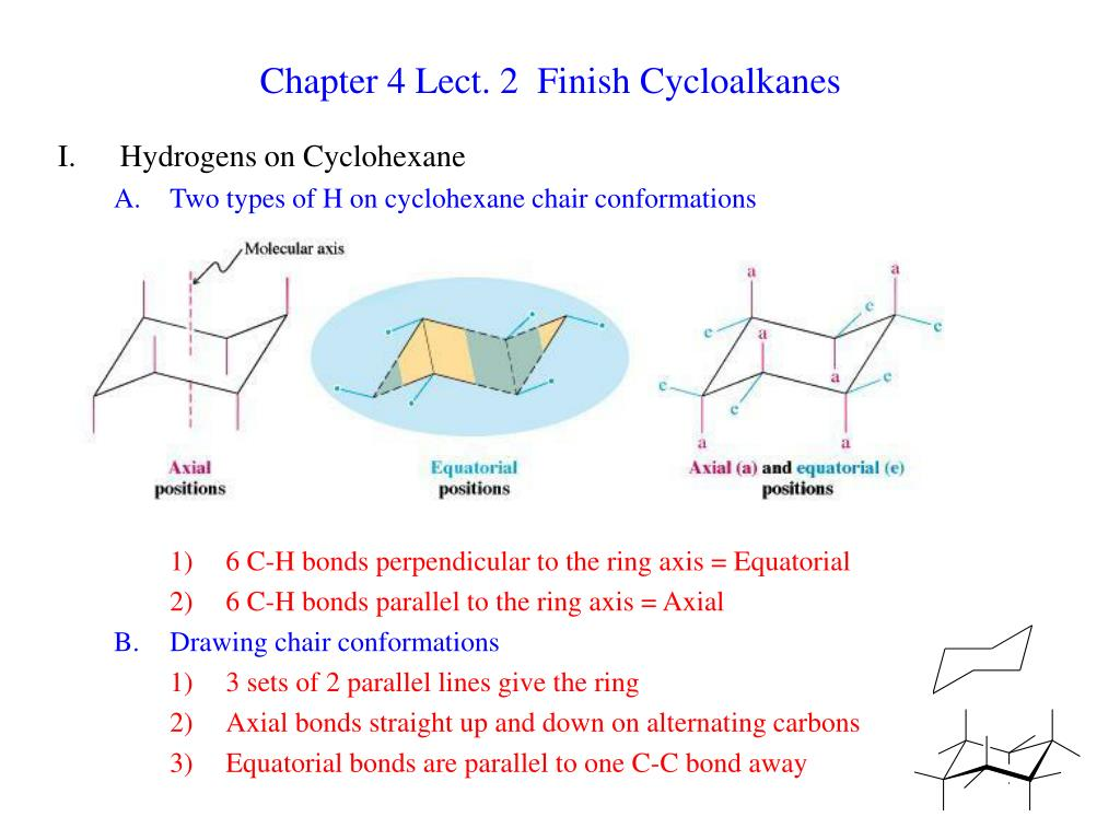 chapter 4 lect 2 finish cycloalkanes l.