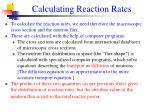 calculating reaction rates15