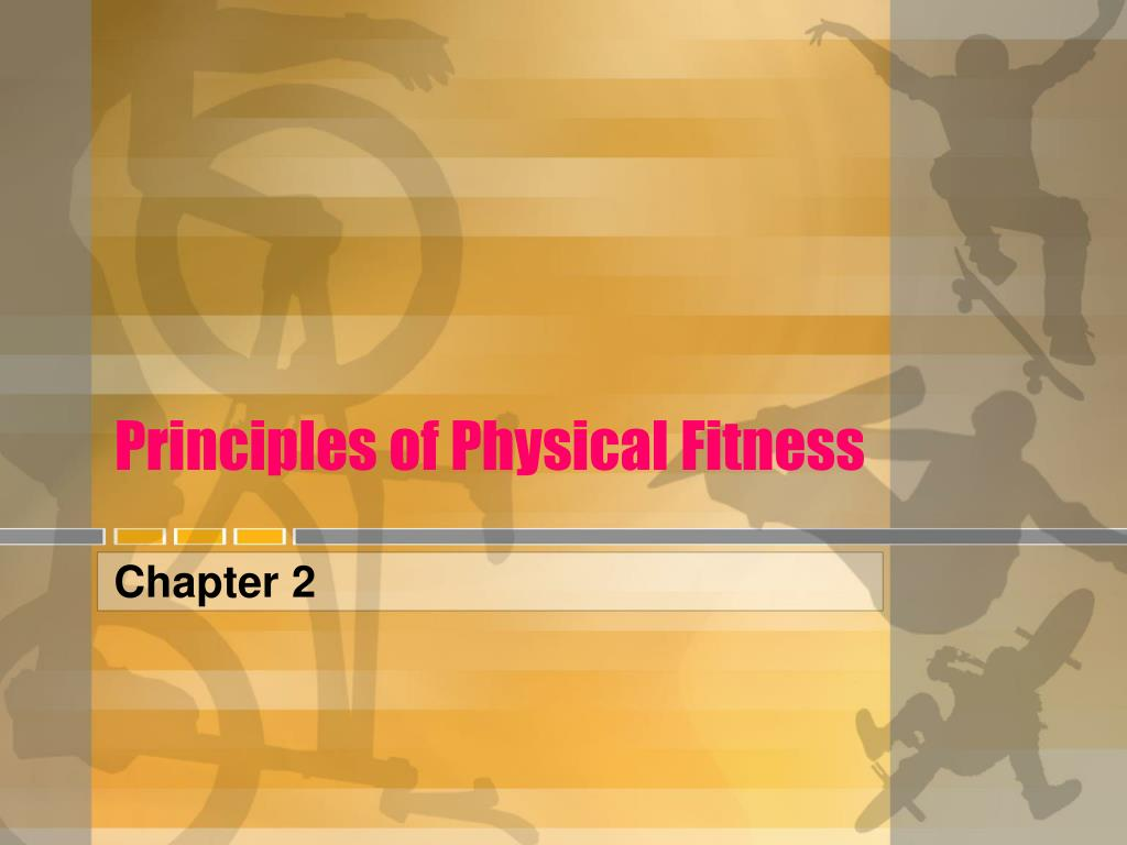 principles of physical fitness l.