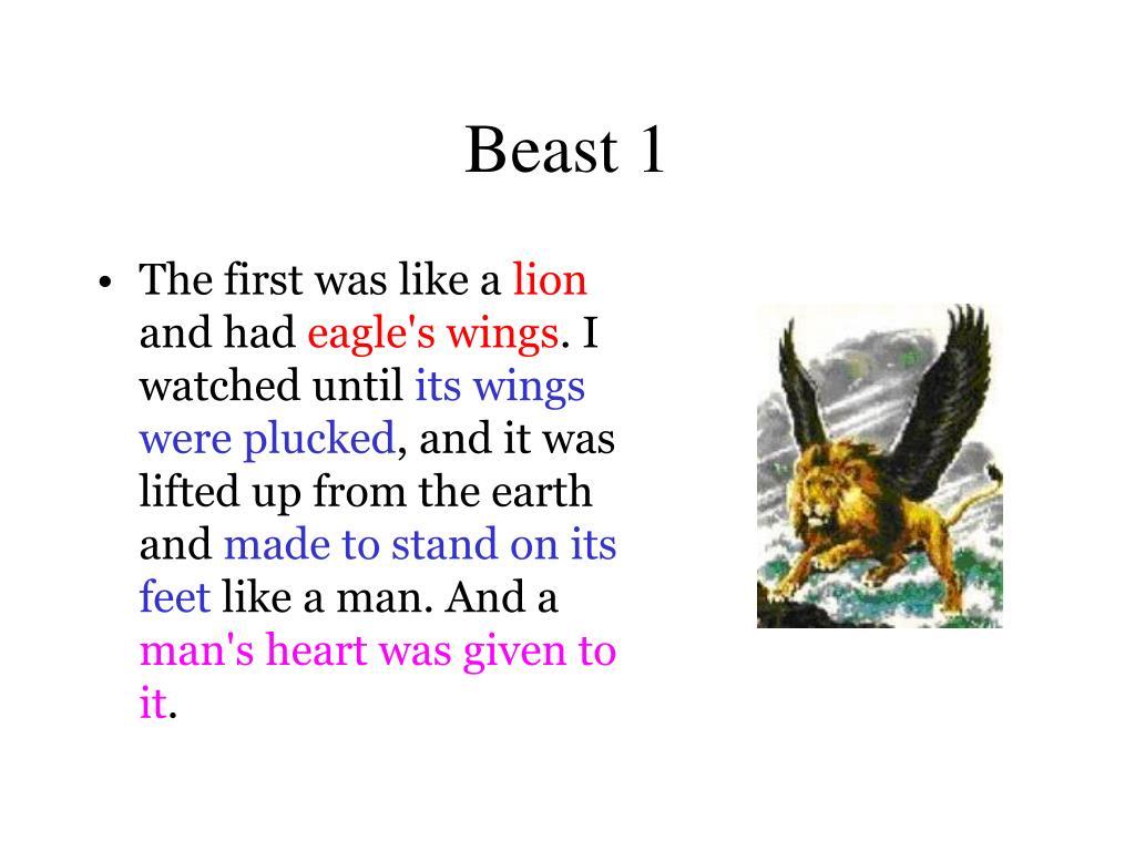Beast 1