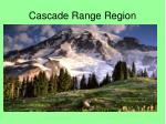 cascade range region9