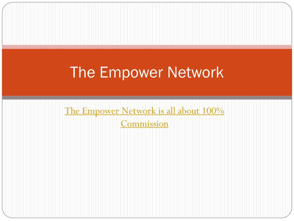 the empower network l.