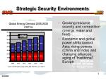 strategic security environments5