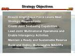 strategy objectives17