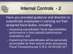 internal controls 2