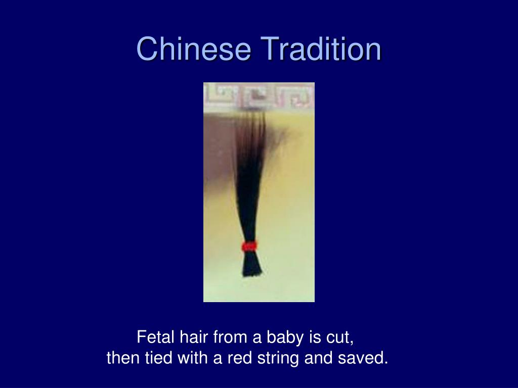 Chinese Tradition