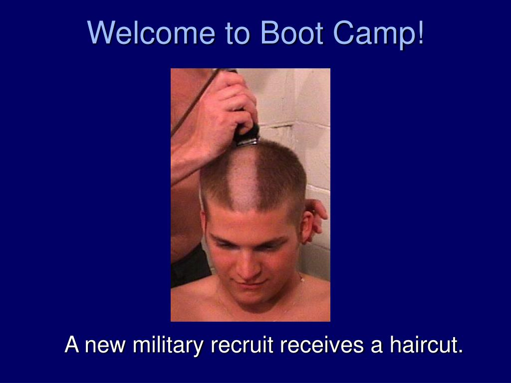 Welcome to Boot Camp!
