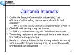 california interests