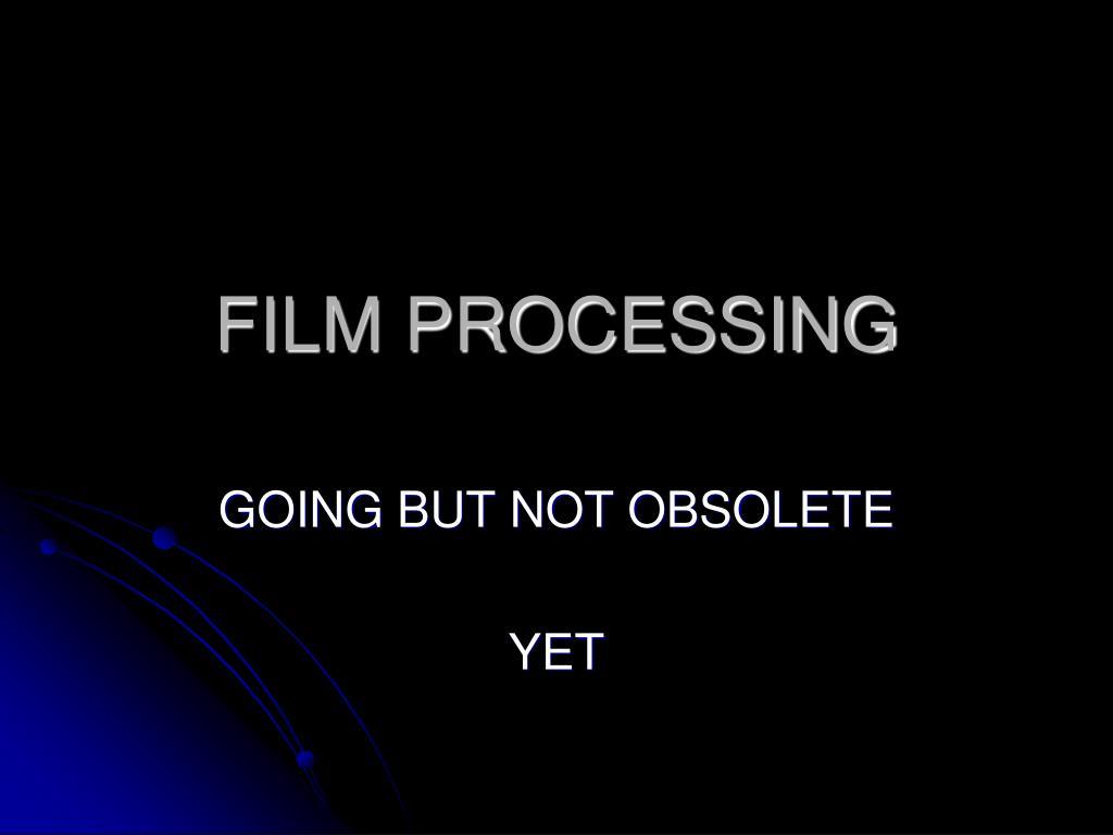 film processing l.