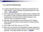 1 8 vapor pressure
