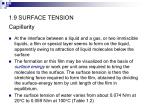 1 9 surface tension