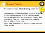 physical fitness10