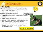 physical fitness14