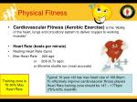 physical fitness9