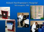 abbott northwestern hospital minneapolis mn