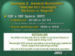 example 2 general illumination 100wcmh ed17 downlights electronic vs magnetic13