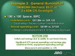 example 3 general illumination 100wcmh electronic ed17 vs 2 x 42w cfl downlights16