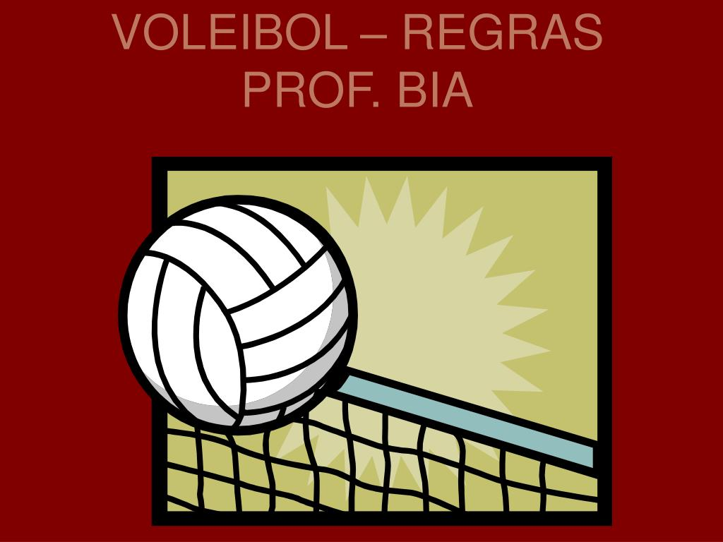 voleibol regras prof bia l.