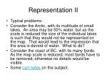 representation ii1