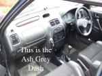 this is the ash grey dash