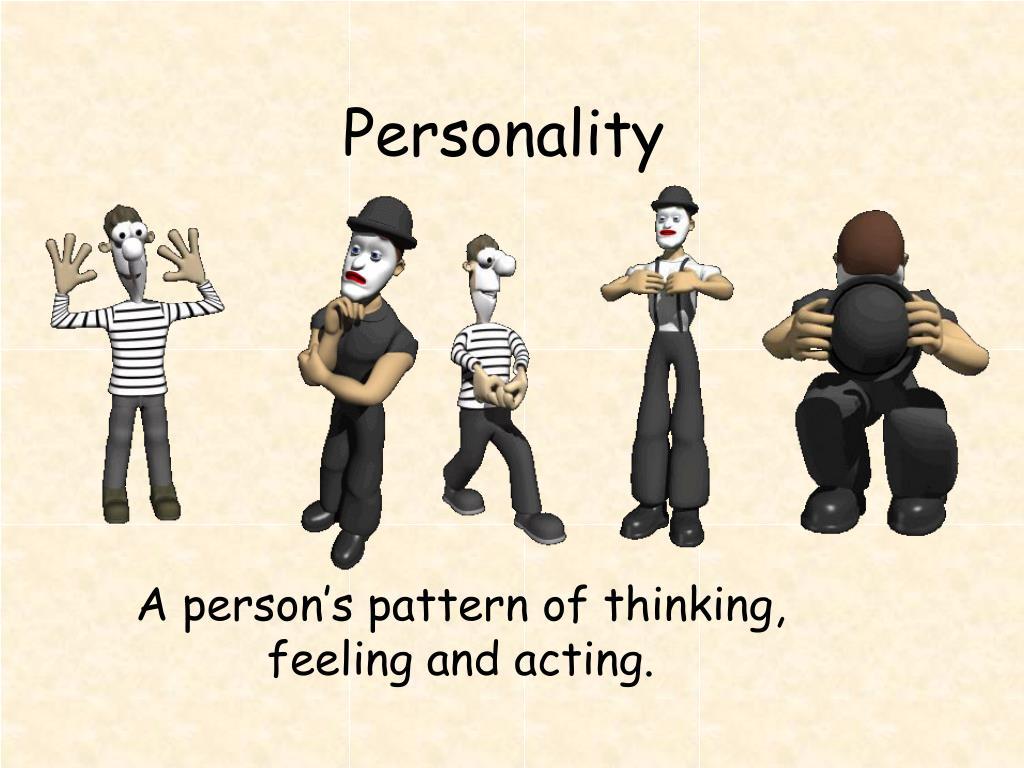 personality l.