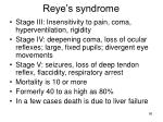 reye s syndrome86