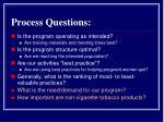 process questions39