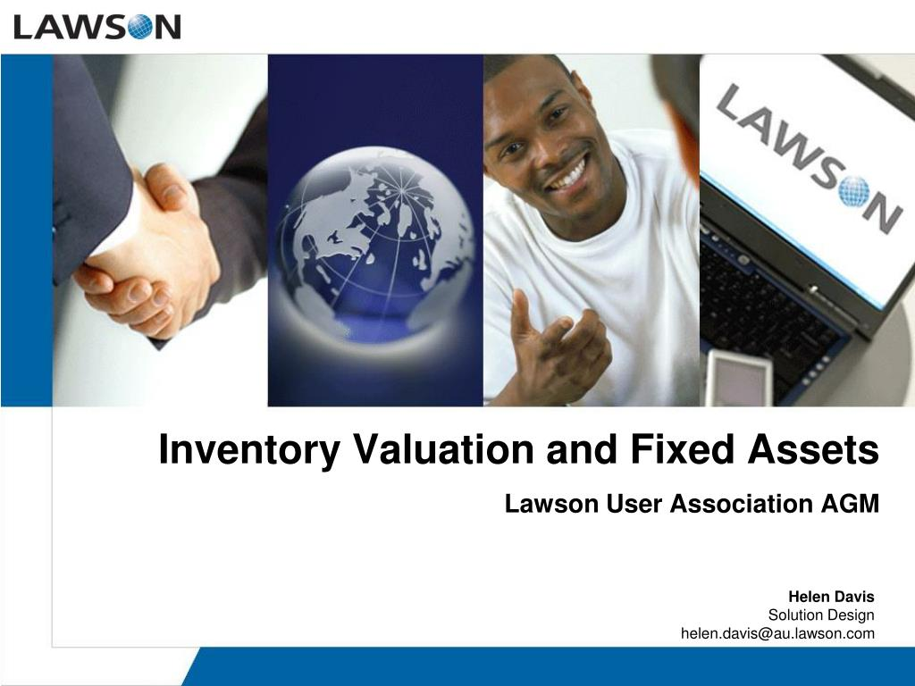 inventory valuation and fixed assets l.