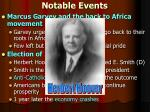 notable events7