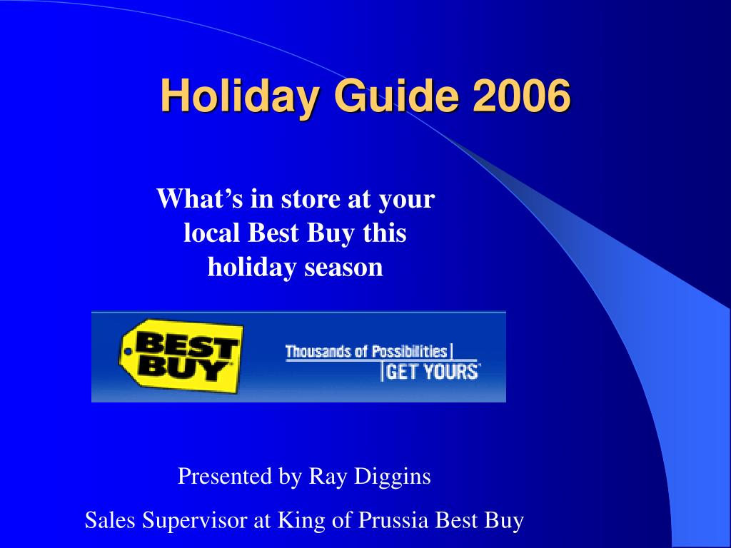 holiday guide 2006 l.