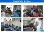 education in cscs