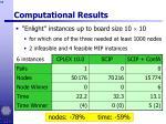 computational results64