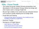 ffas future trends