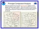 principal component analysis17