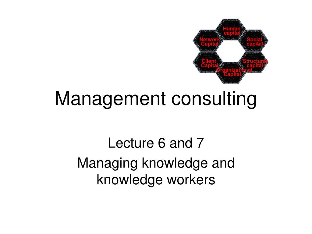 PPT - Management consulting PowerPoint Presentation - ID:334397