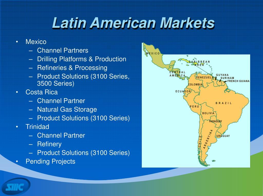 Latin American Markets