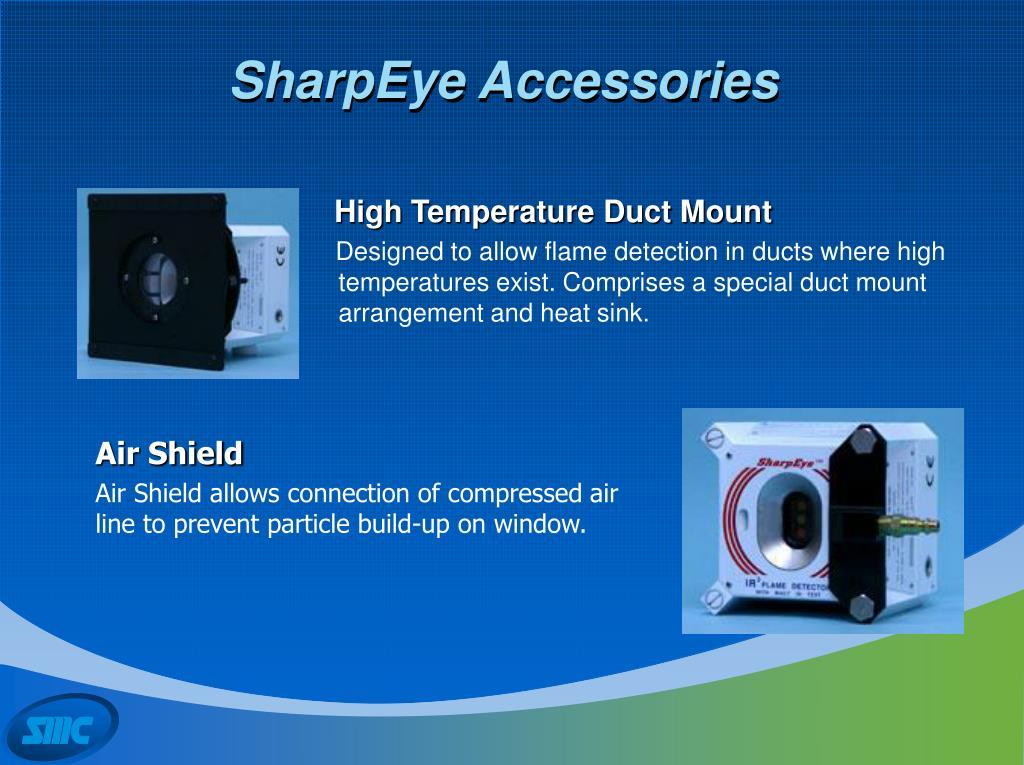 SharpEye Accessories